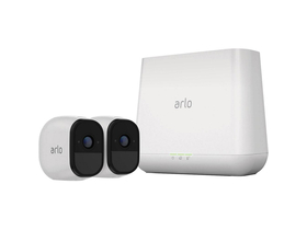 Netgear Arlo 2 x HD Camera WiFi + Smart Home Base (VMS4230)