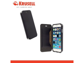 Toc  Krusell FlipCase Kiruna,  Apple iPhone 6, negru (75896)