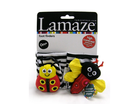 Lamaze - Gardenbug Foot Finder