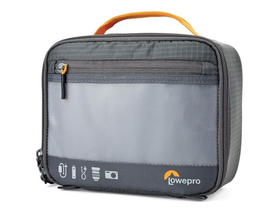 Lowepro GearUp Camera Box Medium, siva