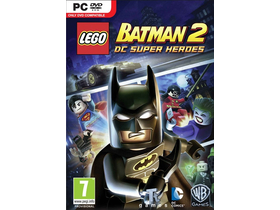 Игра Lego Batman 2: Dc Super Heroes за PC