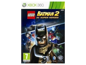 Игра Lego Batman 2: DC Super Heroes  за Xbox 360