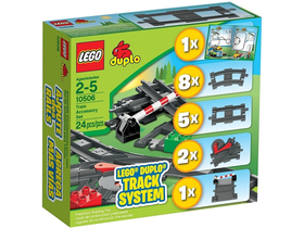 LEGO DUPLO VILLE 10506 Train Accessory Set Track System