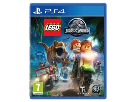 Игра Lego Jurassic World за PS4