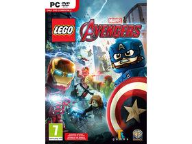 LEGO Marvel`s Avengers PC igra