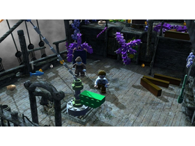 Lego Pirates of the Caribbean PC hra