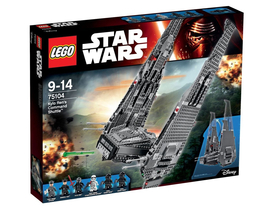 LEGO® Star Wars Kylo Ren's Command Shuttle™ 75104