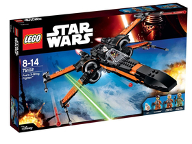 LEGO® Star Wars™ Poeov X-Wing Fighter™ 75102
