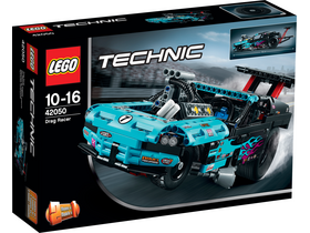LEGO® Technic Dragster 42050