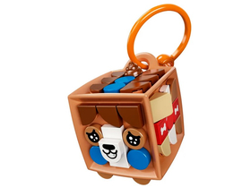 LEGO® DOTS™ 41927 Bag Tag Dog