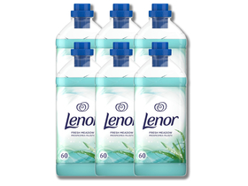 Lenor Fresh Meadow textilöblítő, 6x1800ml/6x60 mosás