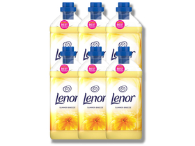 Lenor Summer Breeze textilöblítő, 6x1800ml/6x60 mosás