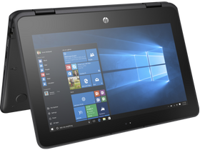 HP ProBook x360 11 G1 Z3A47EA#AKC notebook, fekete + Windows 10
