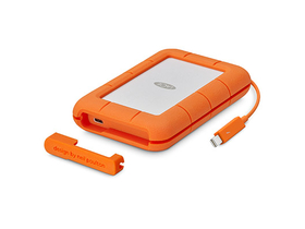 "Hard Disk extern LaCie Rugged V2 2,5"" 2TB USB3 Thunderbolt, IP54 rated resistance"