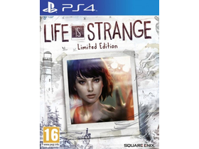 Игра Life is Strange: Limited Edition  за PS4