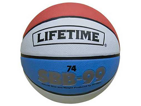 Lifetime Tricolor basketbalová lopta