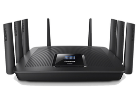 Linksys EA9500 AC5400 MU-MIMO Smart háromsávos gigabites wifi router (USB port)