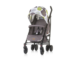 Chipolino Breeze sport Kinderwagen, Truffle 2019