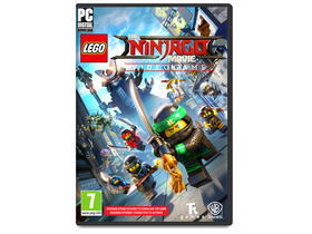 The LEGO Ninjago Movie video game PC játék