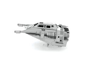 Metal Earth Star Wars Snow Speeder - Nava spatiala
