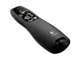 Logitech Wireless R400 Presenter USB
