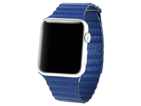 Curea Baseus Black series Apple Watch 42 mm, albastru