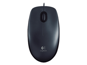 Mouse optic  Logitech M100, negru