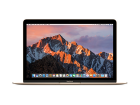 "Apple MacBook 12"" (2017) m3 1.2GHz,8GB,256GB,HD 615, magyar (HUN) bill., arany (mnyk2mg/a)"