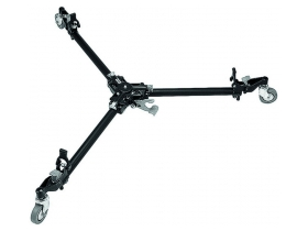 Manfrotto 181 dolly, fekete