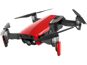 DJI MAVIC Air дрон (Flame Red),червен