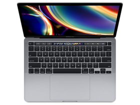 "Apple MacBookPro MXK52MG/A 13"" Touch, QC i5, 1.4GHz, 512GB, gri"