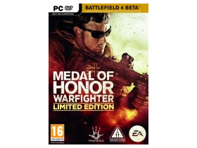 PC igra Medal Of Honor - Warfighter LE