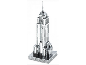 Metal Earth Empire State Building 3D Laser střih modelu