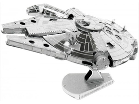 Metal Earth Star Wars Millenium Falcon  Star Wars 3D