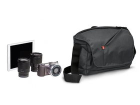 Фото чанта Manfrotto  NX CSC  сива (MF-MB-NX-M-GY)
