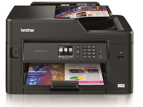 Imprimata multifunctionala Brother InkBenefit Professional MFC-J2330DW A3 wifi (FAX)
