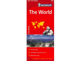 Michelin Travel Publications - The World