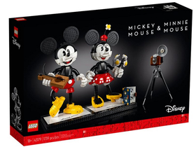 LEGO® Disney Princess™ 43179 Mickey Mouse i Minnie Mouse za slaganje