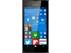 Telefon Microsoft Lumia 550 LTE, Black (Windows Phone)