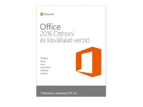 Microsoft Office 2016 Home & Business EN 1 ML  szoftvér do kancelárie /T5D-02374/