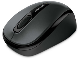 Mouse wireless Microsoft Wireless Mobile Mouse 3500 GMF-00008, gri