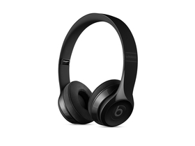 Casti wireless Beats Solo3, negru lucios