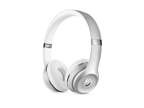 Casti wireless Beats Solo3, argintiu