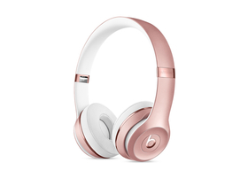 Casti wireless Beats Solo3, gold rose