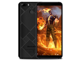 Telefon Blackview S6 Dual SIM, Black (Android)