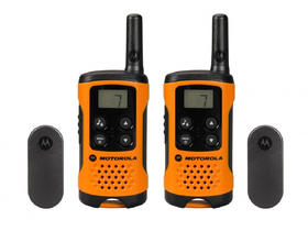 Motorola TLKR T41 oddajnik, orange
