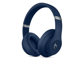 Beats Studio3 Wireless слушалки, сини