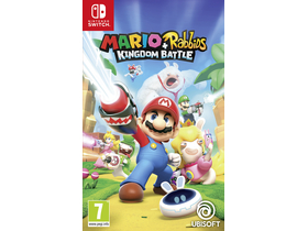 Mario + Rabbids Kingdom Battle Nintendo Switch hra