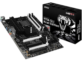 MSI 970A SLI Krait Edition AM3/AM3+ matična ploča
