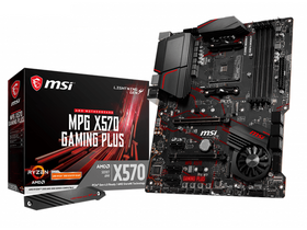 MSI AM4 MPG X570 GAMING PLUS AMD X570, ATX alaplap